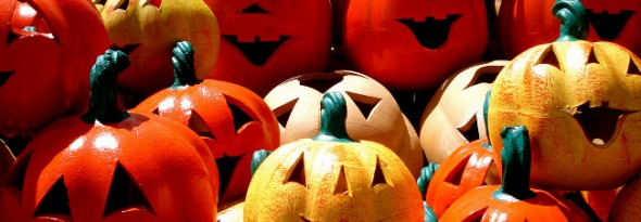 calabazas halloween cara siniestra1