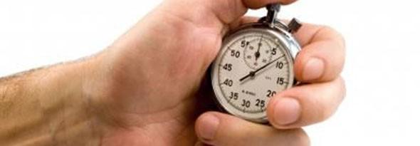 cambio de hora reloj