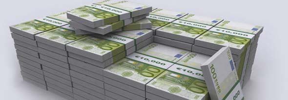 millon euros palabra millon