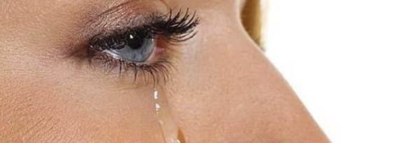 lagrimas mujer llorar por que lagrimal