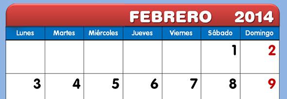 por que febrero tiene 28 dias