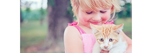 Los niños que viven con mascotas desarrollan menos alergias