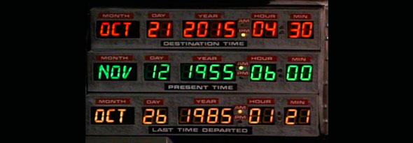 Curiosidades de la película Regreso al futuro
