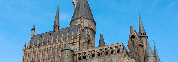 Ya se puede estudiar magia en la escuela de Harry Potter