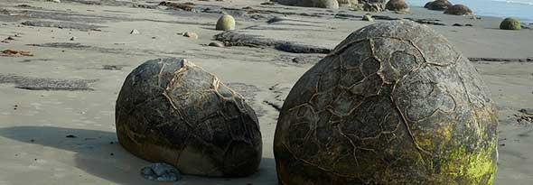 Misteriosas esferas de piedra