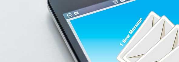 ¿Cuándo se envió el primer correo electrónico?