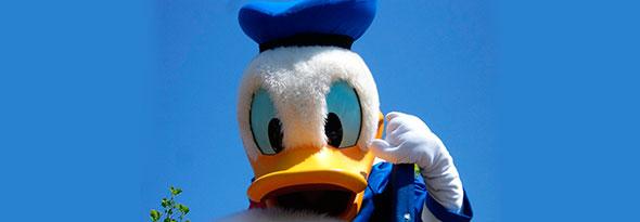 Curiosidades del Pato Donald
