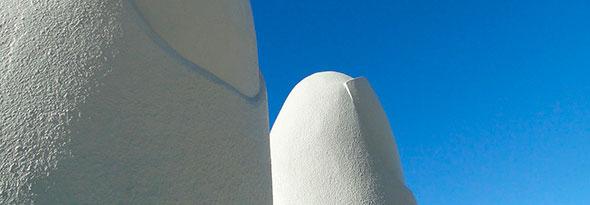 El jardín de esculturas submarinas